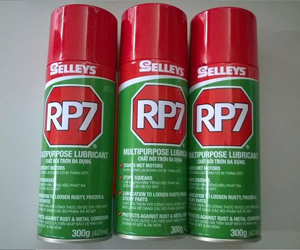 Xịt Rỉ Sét RP7