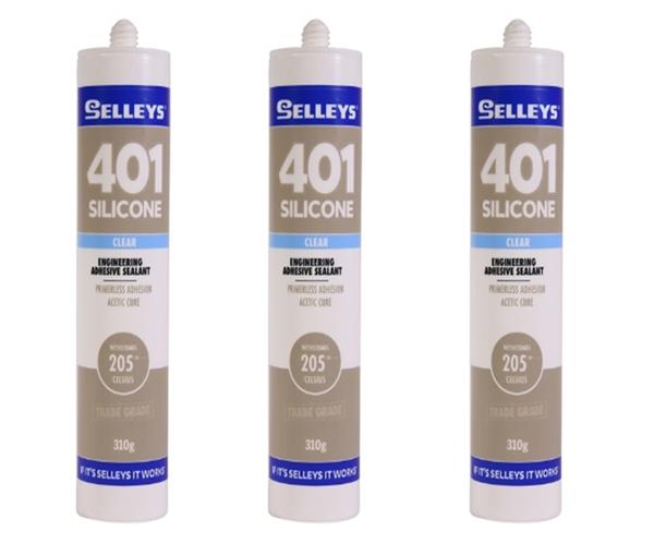 Silicone chịu nhiệt  S401