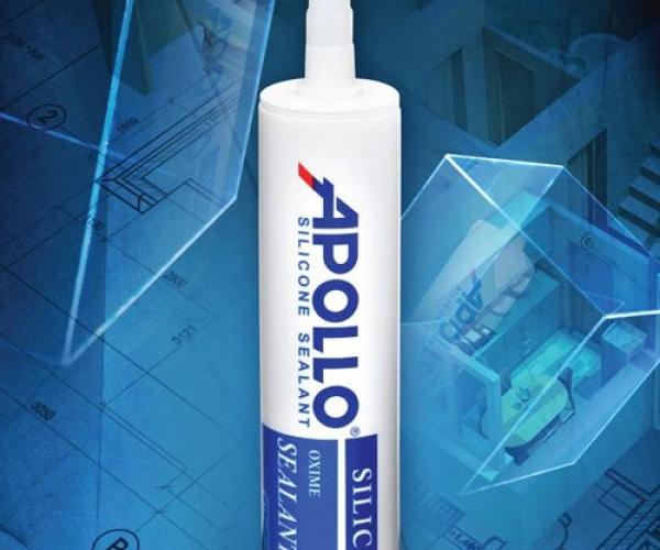 Silicone trung tính APOLO A600 (100% silicone, kháng nấm mốc)